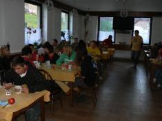 Zájezd doOrlických hor 2009