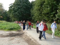 2010 Turistický výlet - Žďárské vrchy