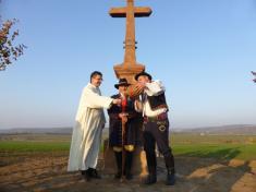 2015 Svatba nabitevním poli - recesistická akce