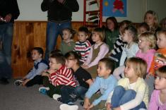 Mateřská školka - vánoční besídka