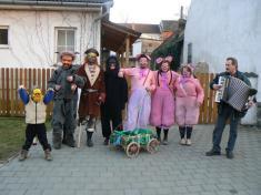 Maškarní ples 2008