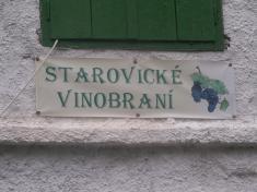 Starovické vinobraní 2008